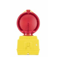 thumb-Lampe de chantier STAR 2000 - rouge-5