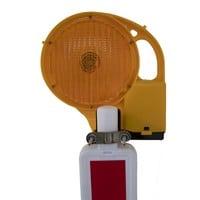 thumb-Warning lamp STAR 6000 - double sided - yellow-2