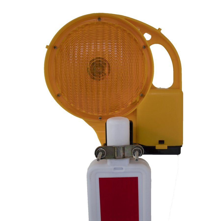 Warning lamp STAR 6000 - double sided - yellow-2