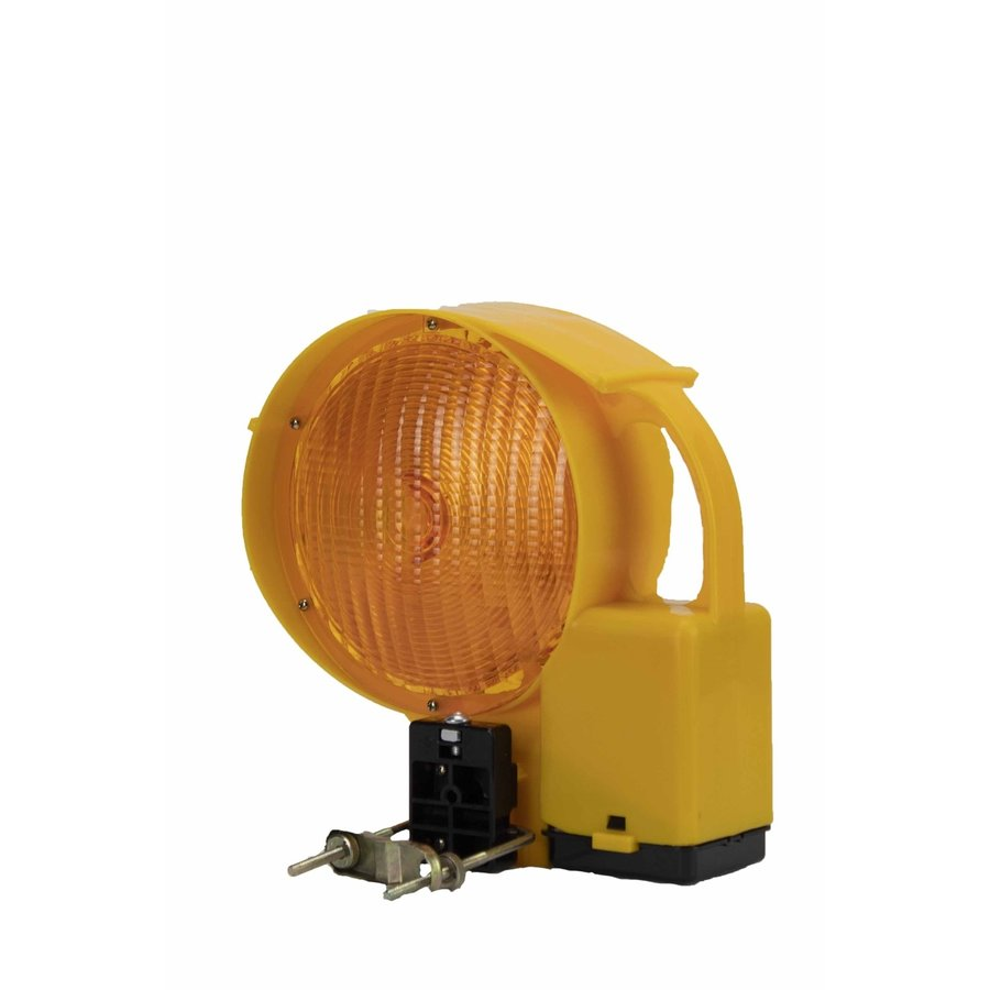Warning lamp STAR 6000 - double sided - yellow-1