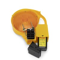 thumb-Werflamp STAR 6000 - dubbelzijdig - geel-3