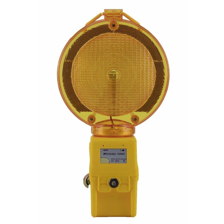 Werflamp MINISTAR 1000 - Geel-4