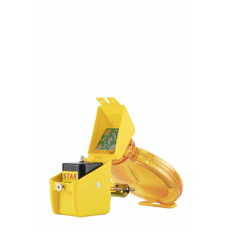 Werflamp MINISTAR 1000 - Geel-5