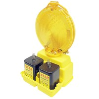thumb-Lampe de chantier STAR 2000 - Jaune-1
