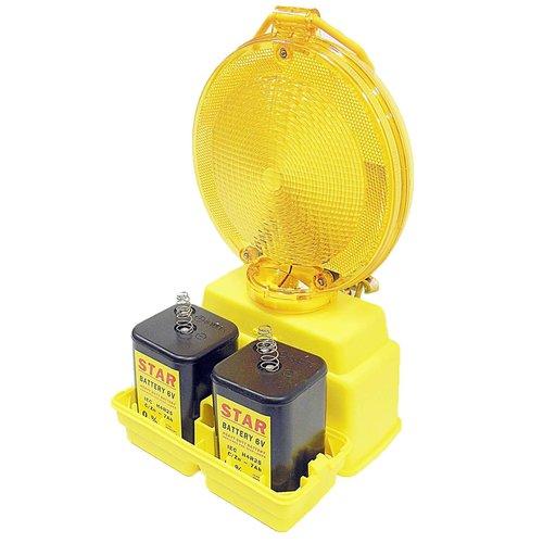 Werflamp STAR 2000 - Geel
