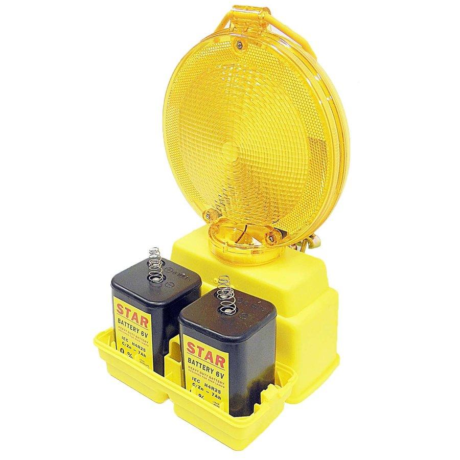 Lampe de chantier STAR 2000 - Jaune-1