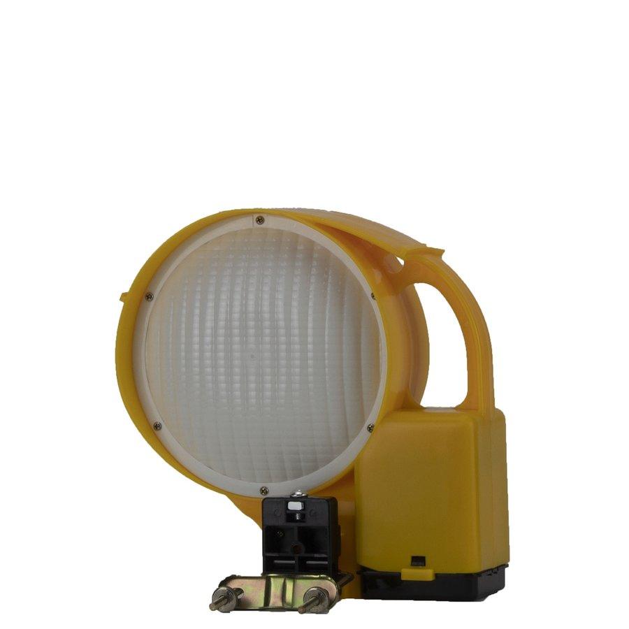 Lampe de chantier STAR 7000 - simple face - jaune-3