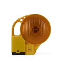 thumb-Lampe de chantier STAR 7000 - simple face - jaune-1