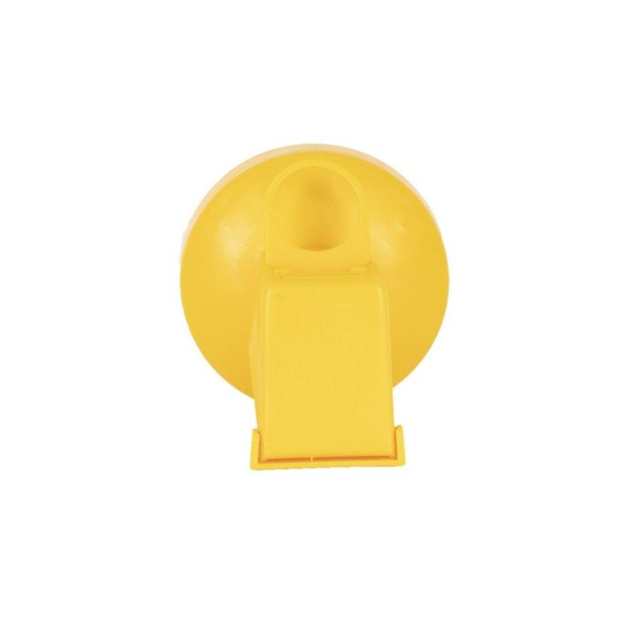 Lampe de chantier Conestar pour cônes de signalisation - Rouge (excl. pile)-5