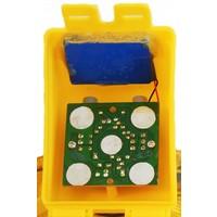 thumb-Oplaadbare werflamp SOLSTAR - geel-3