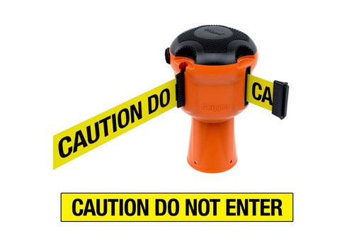 SKIPPER afzetlinthouder -  CAUTION DO NOT ENTER