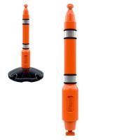 thumb-Lichaam van de oranje SKIPPER afzetpaal - vervangstuk-2