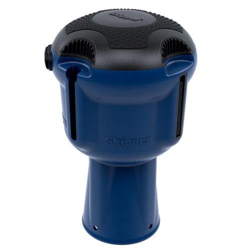 SKIPPER dummy afzetlinthouder - blauw