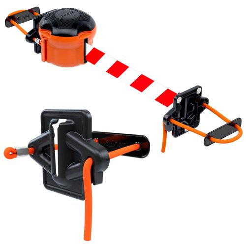 Skipper kit échafaudage - barrière à sangle 9 m