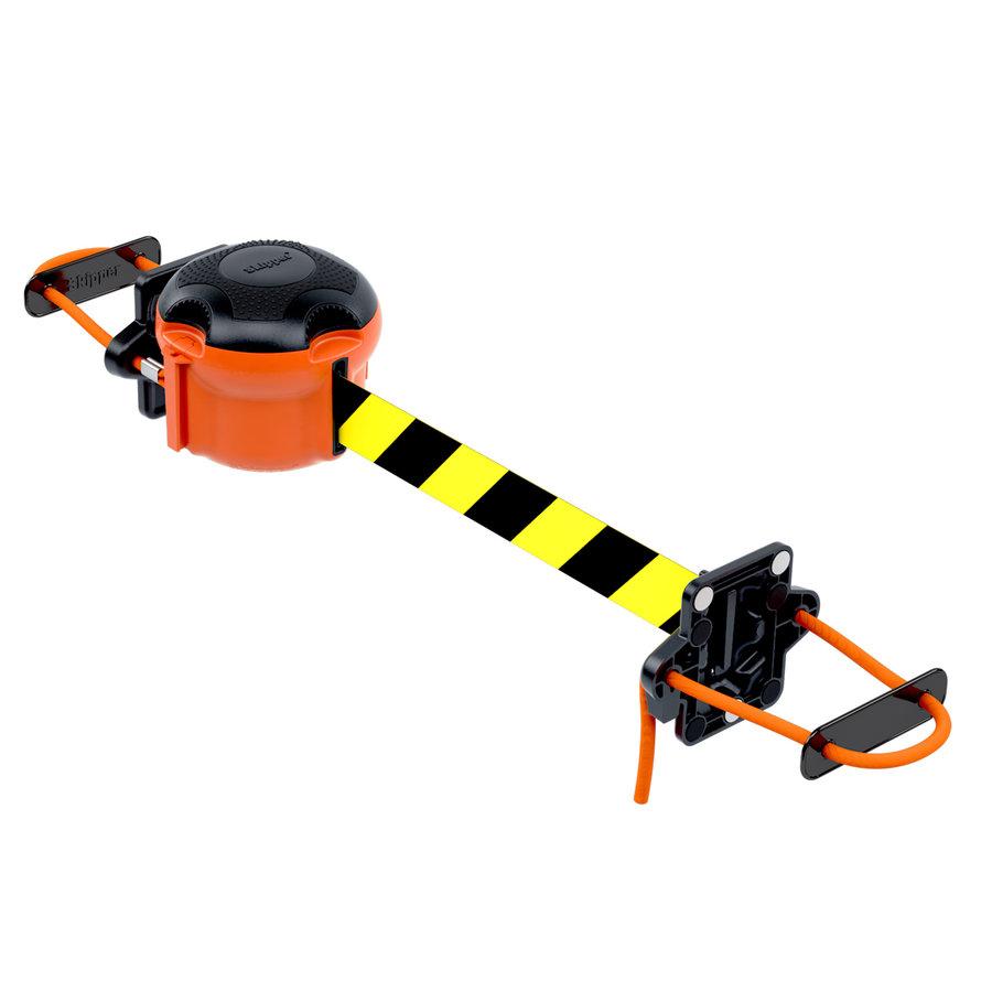 Skipper kit échafaudage - barrière à sangle de 9 mètres-3
