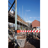 thumb-Skipper stellingbouw kit - 9 meter afzetlint-6