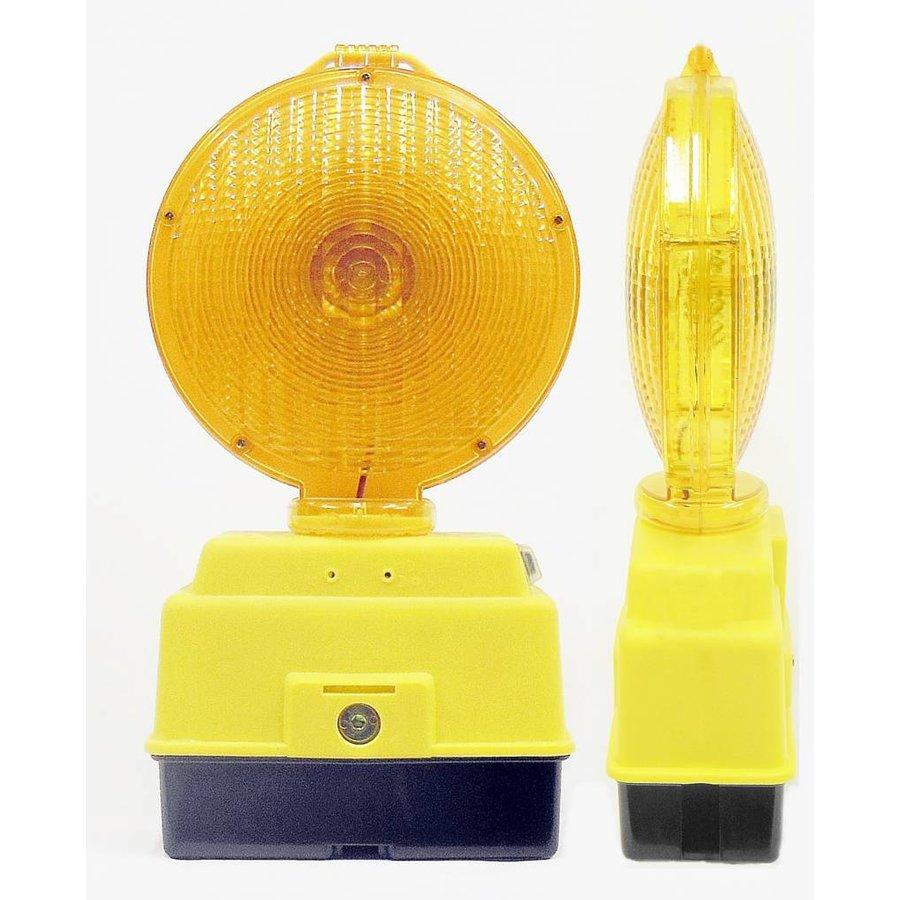 Lampe de chantier STARFLASH 2000 - double face -  jaune-2