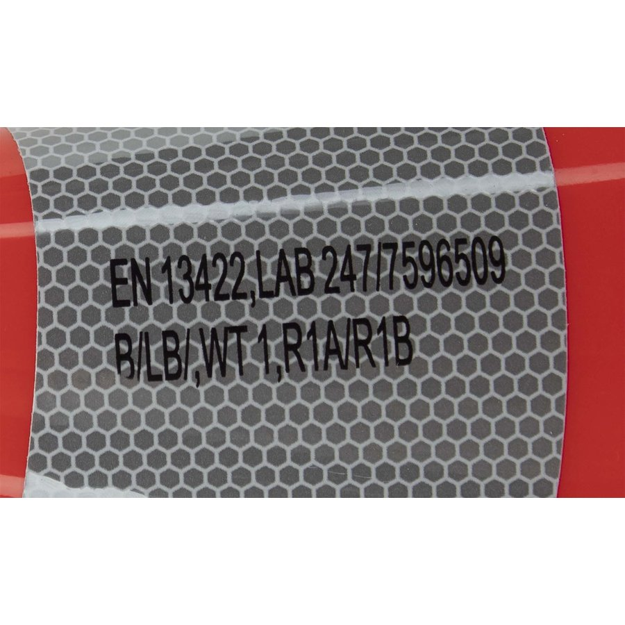 Verkeerskegel PVC - 30 cm hoog - Klasse 2-3