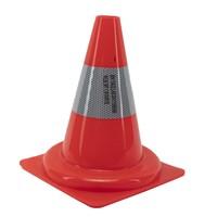 thumb-Verkeerskegel PVC - 30 cm hoog - Klasse 2-1