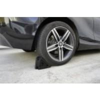 thumb-Cale de roue pour voiture, caravan, mobilhome et remorque-4