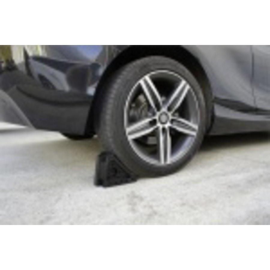 Cale de roue pour voiture, caravan, mobilhome et remorque-4