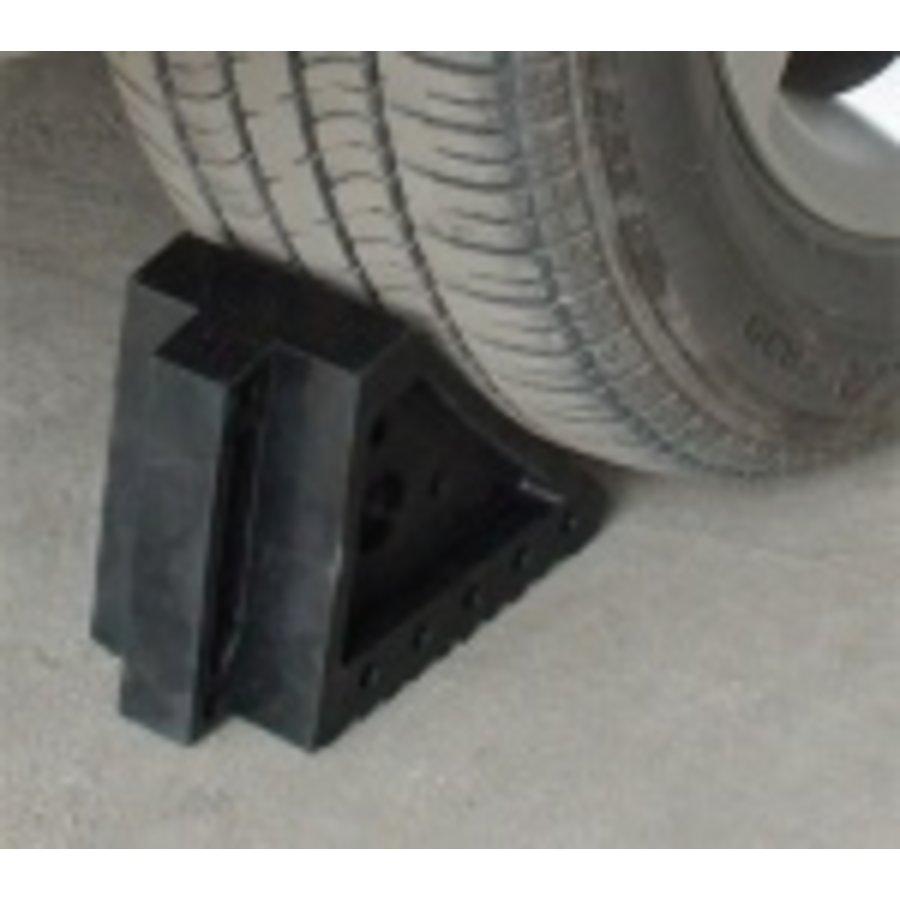 Cale de roue pour voiture, caravan, mobilhome et remorque-5