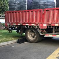 thumb-Parkeerstop voor vrachtwagens en heftrucks-5