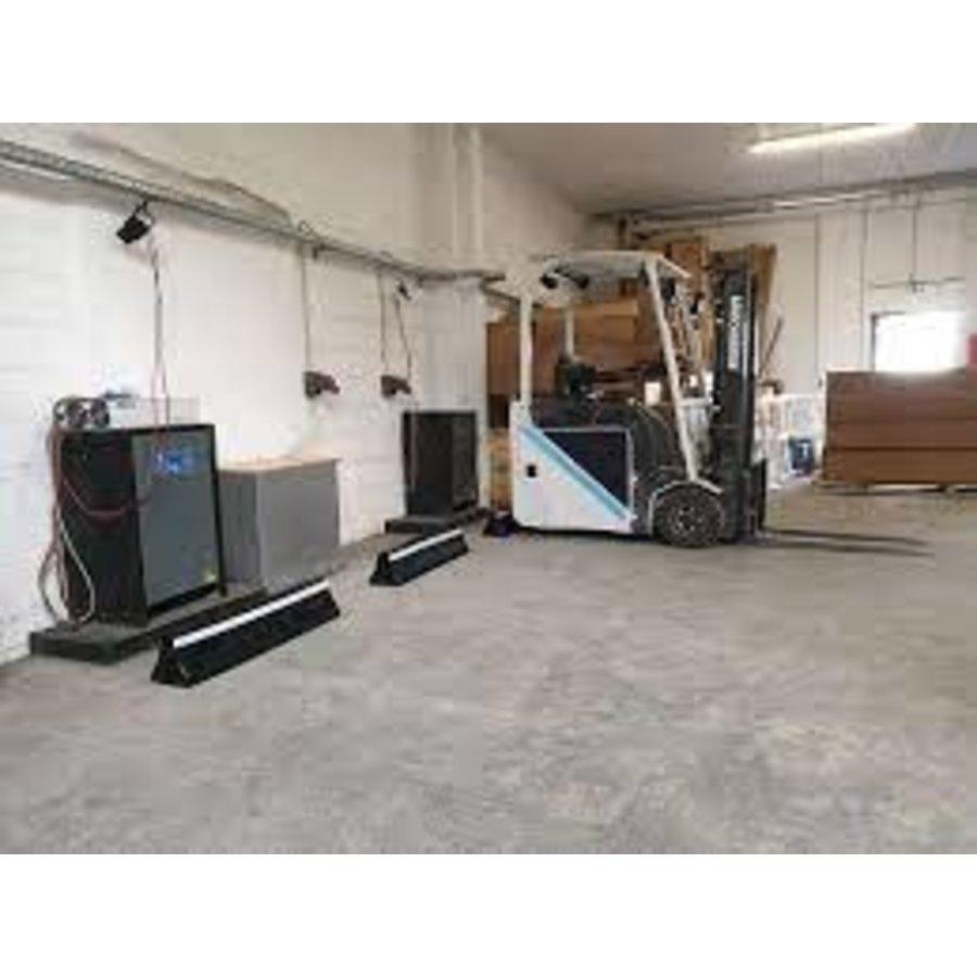 Parkeerstop voor vrachtwagens en heftrucks-7