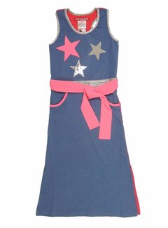 LoveStation22 Maxi dress  jurk Kate, maat 104