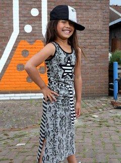 LoveStation22 Maxi jurk Lotte, maat 104