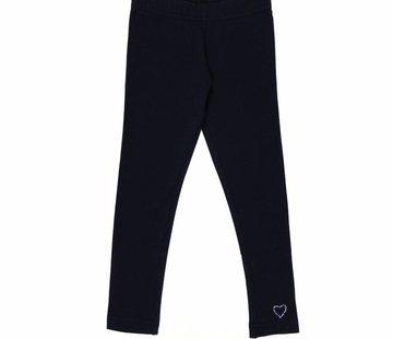 LoFff Legging lang blauw