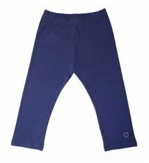LoFff Blauwe legging 3/4