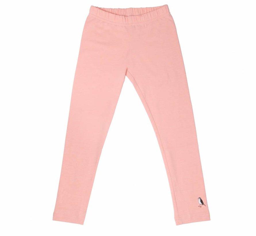 Driekwart legging, coral, Lovestation22, zomer 2018