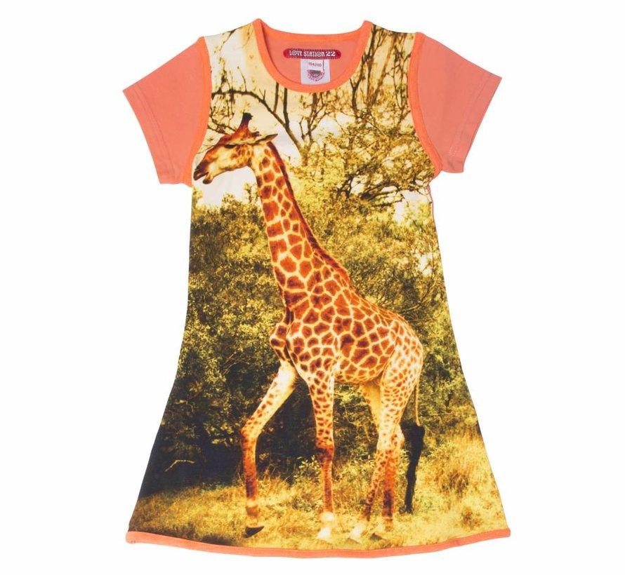 Jurkje met giraf 'Robin', Lovestation22, zomer 2018
