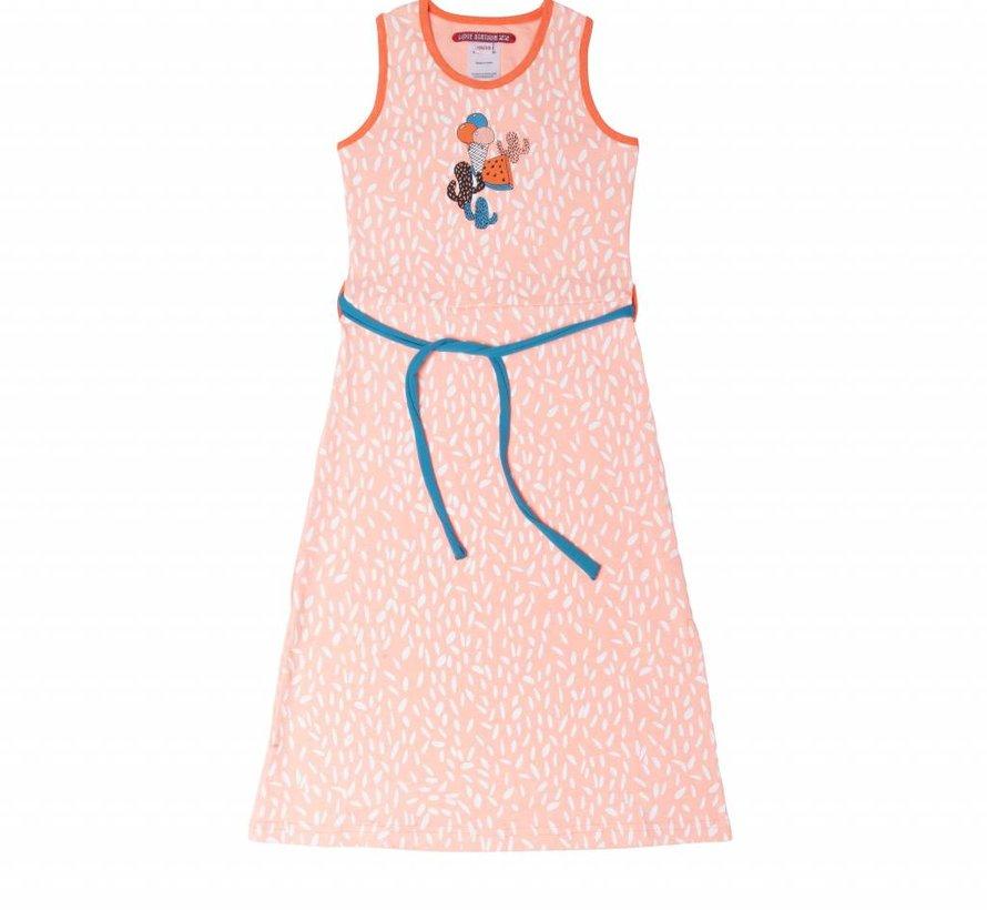 Lange jurk Ziva, Lovestation22, zomer 2018
