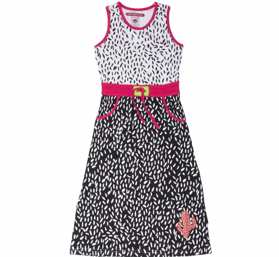 Maxi jurk FLore, Lovestation22, zomer 2018