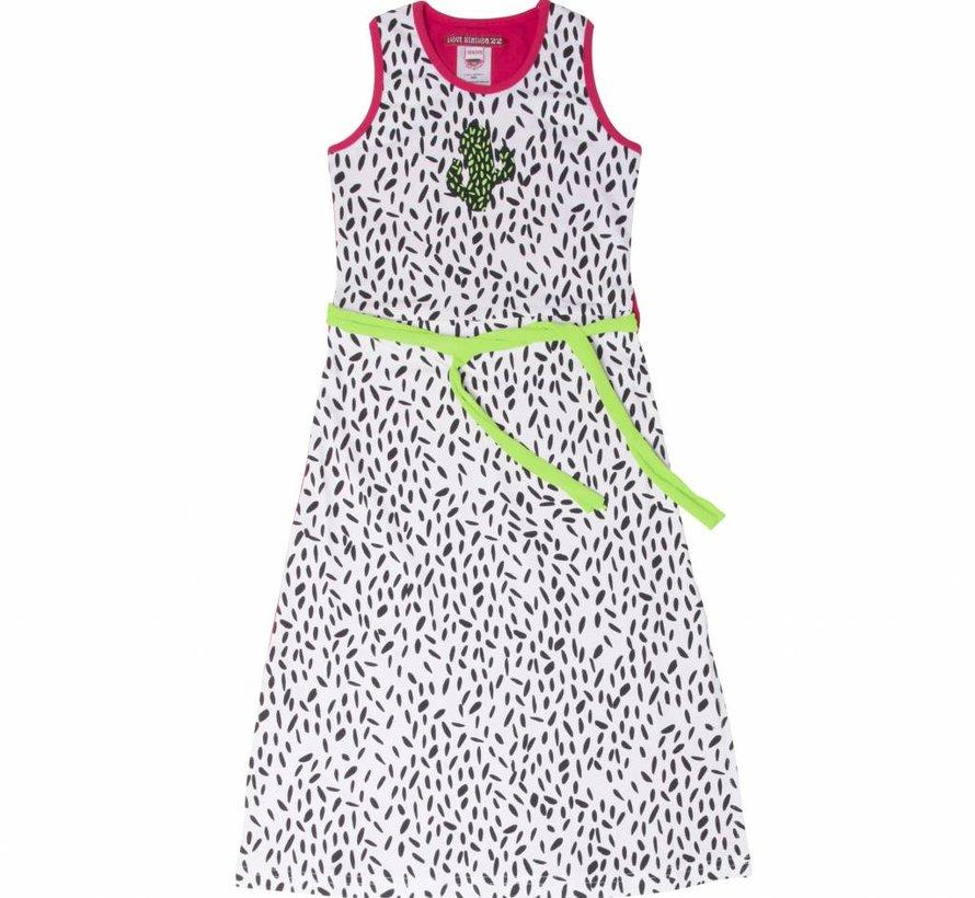 Lange jurk Ela, Lovestation22, zomer 2018