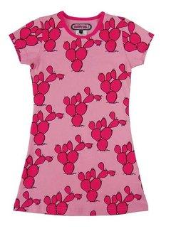 Happy nr 1  Cactus jurk roze