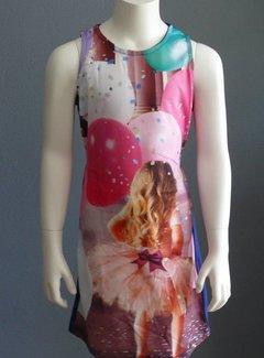 Very Lovely Girls - VLG Verjaardags jurkje van VLG