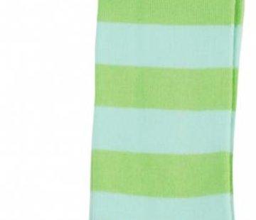 DUNS Sweden groen turquoise sok