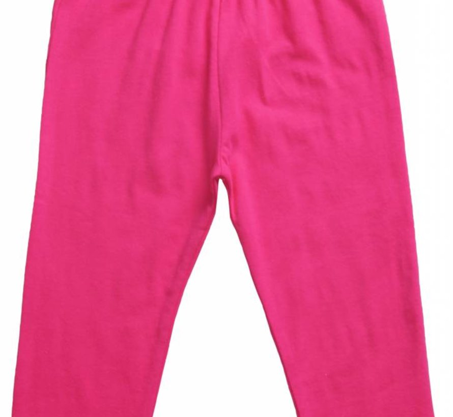 Roze legging van Maxomorra