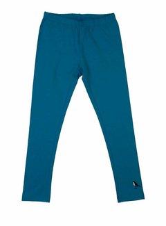 LoveStation22 Legging lang turquoise