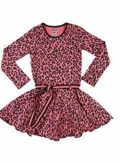 LoFff Panther dansjurkje roze