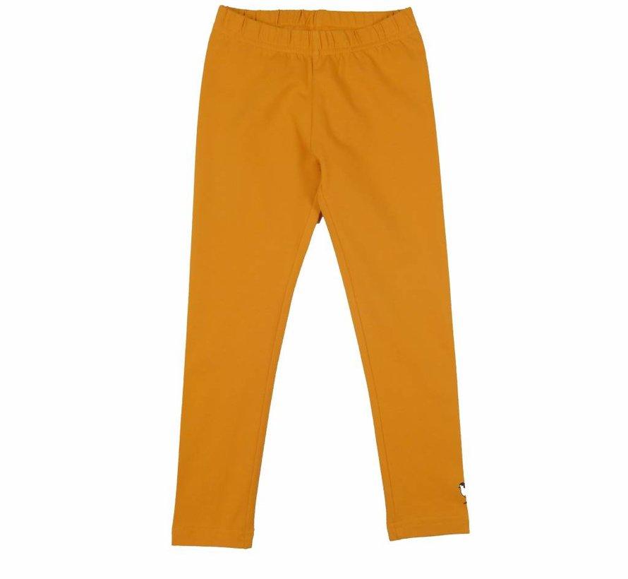 Legging lang oranje Lovestation22
