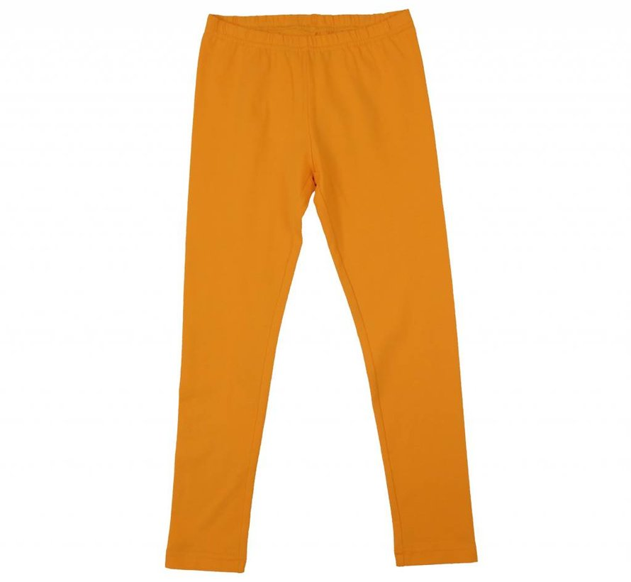 Legging lang oranje van Happy nr 1 winter 2018