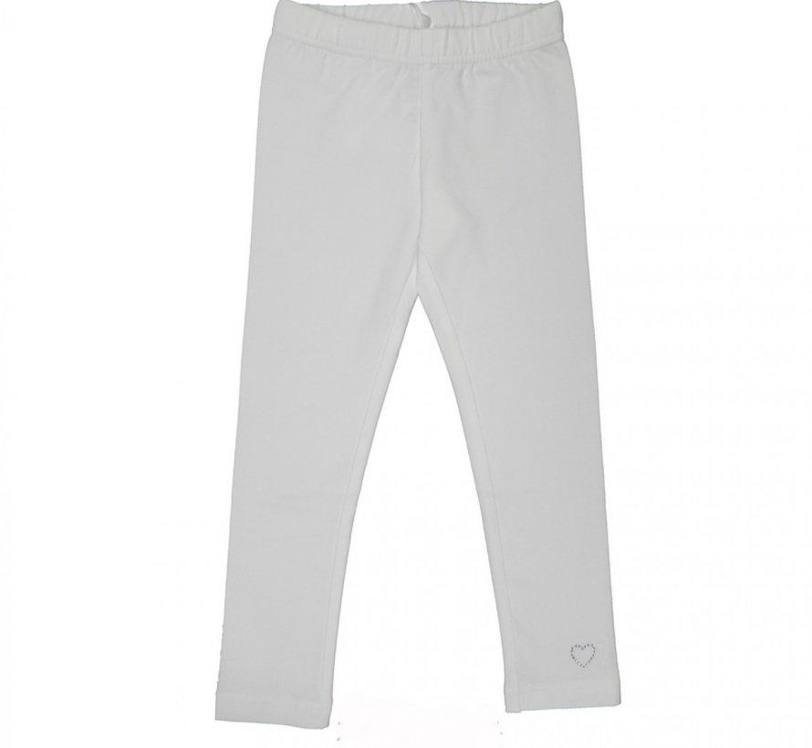 Legging lang wit van LoFff