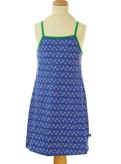 Froy & Dind Jurkje spaghettijurkje blauw, mt 98/104