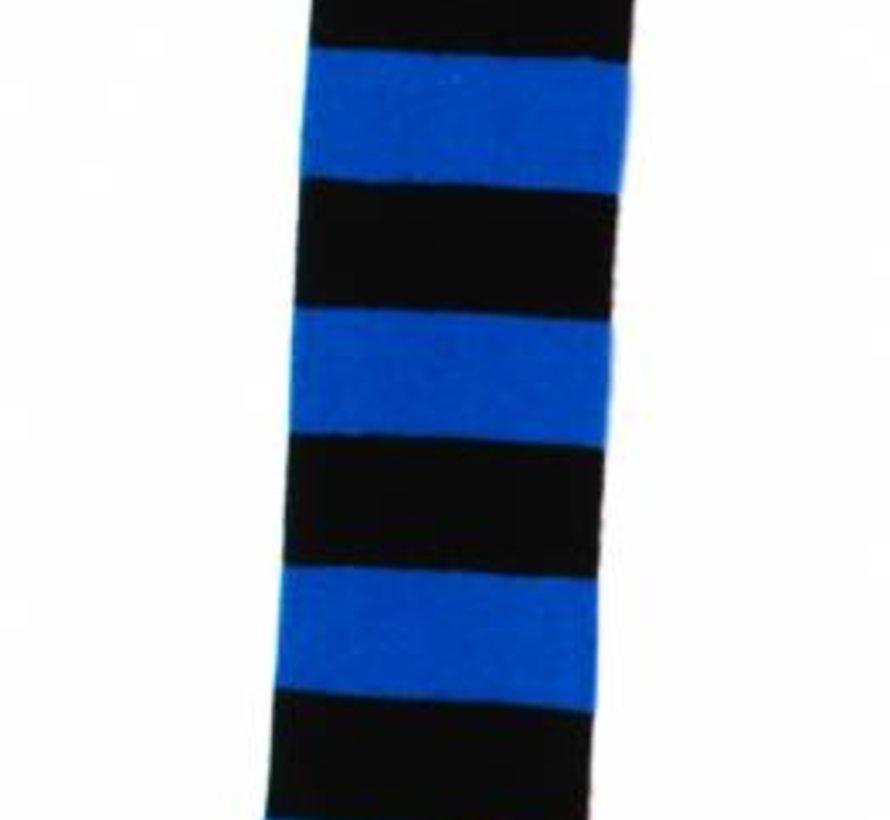 Maillot in blauw met zwart van DUNS Sweden