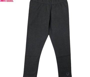 LoFff Donkergrijze lange legging