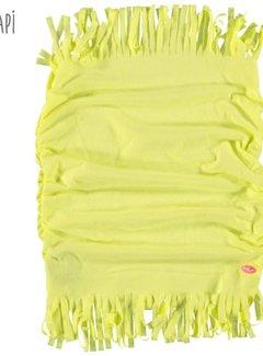 Quapi Quapi sjaal Desiree banana geel